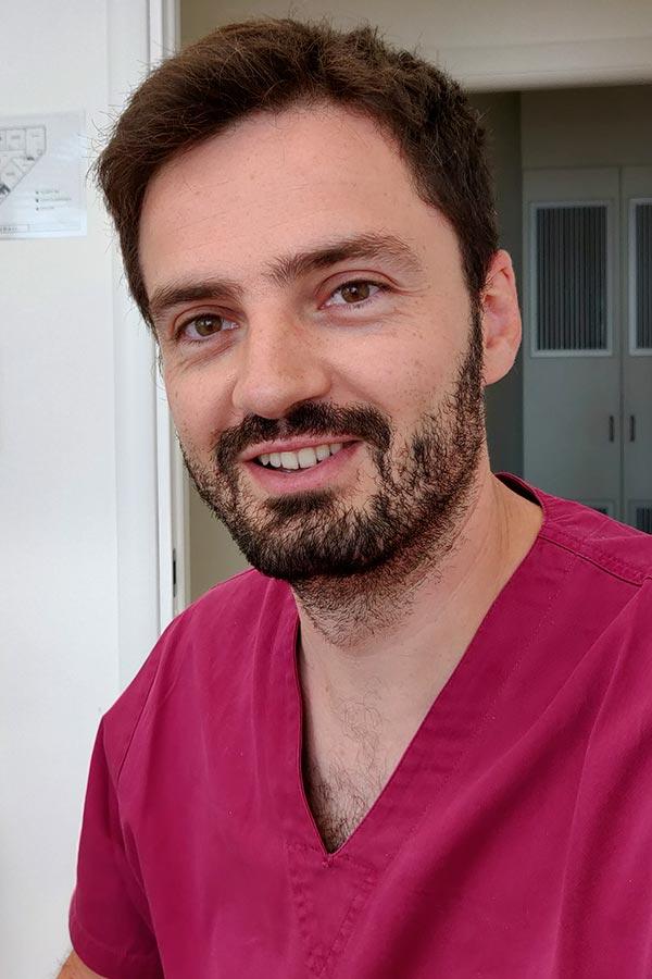 Stefano Pozzoli dentista a como